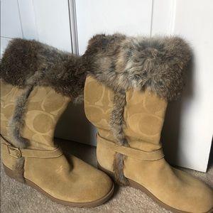 Coach Boots-Womens